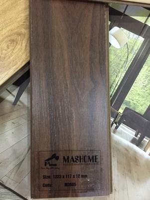 Bảo hành sàn gỗ Mashome MH3685