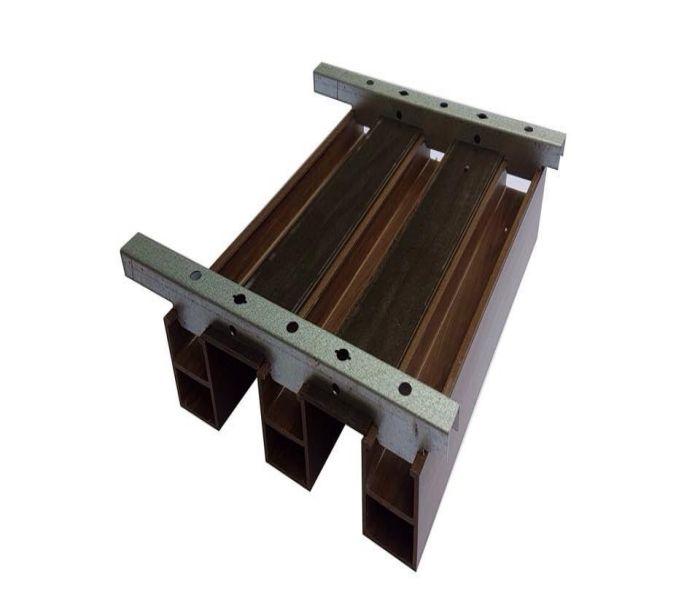 Lam thả trang trí gỗ nhựa