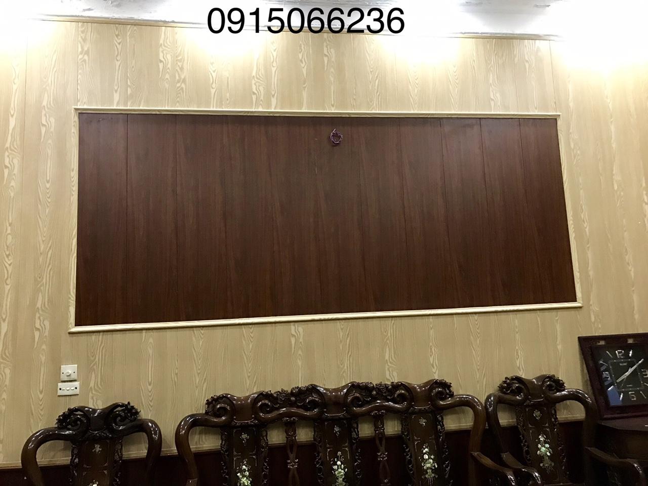 ốp tường nhựa vân gỗ, báo giá tấm ốp tường đài loan,