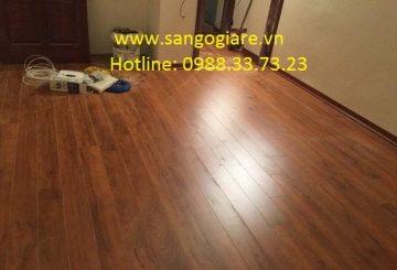 Sàn gỗ Thái Lan V105 – Báo giá thi công sàn gỗ công nghiệp cốt xanh
