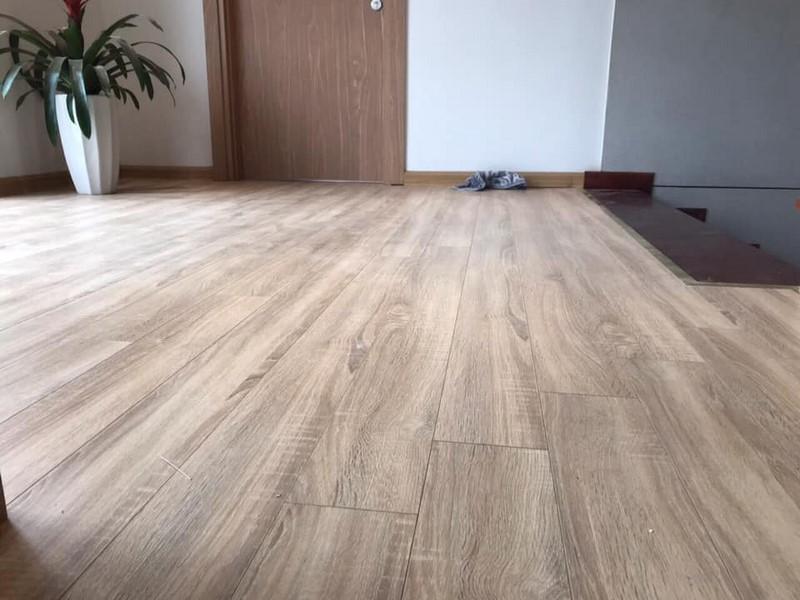 cách sử dụng sàn gỗ mashome
