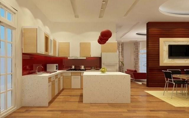 Không gian cho phòng khách  hiện đại