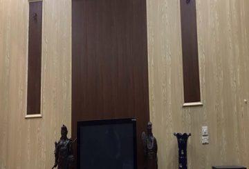Ốp tường gỗ nhựa tại Vĩnh Phúc. [BÁO GIÁ Sàn nhựa] Nhà phân phối, công ty