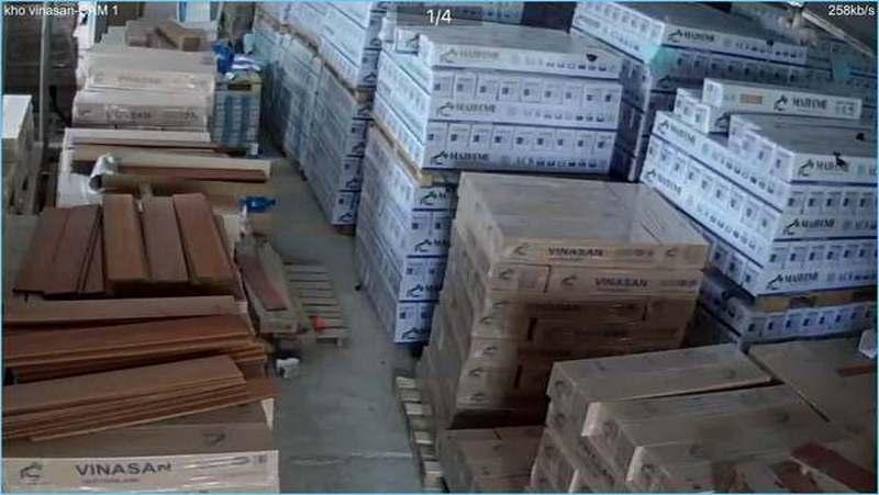 Kiện sàn gỗ
