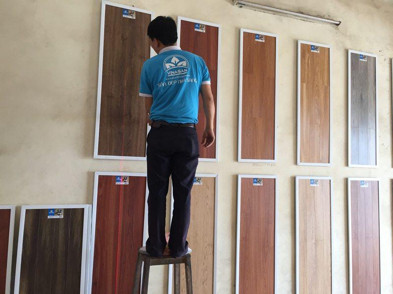 cửa hàng sàn gỗ giá rẻ