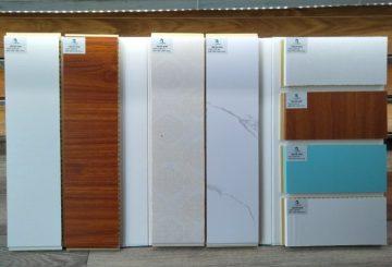 Mẫu ốp tường nhựa vân gỗ [ BÁO GIÁ ] ốp nhựa Đài Loan #sangogiare.vn