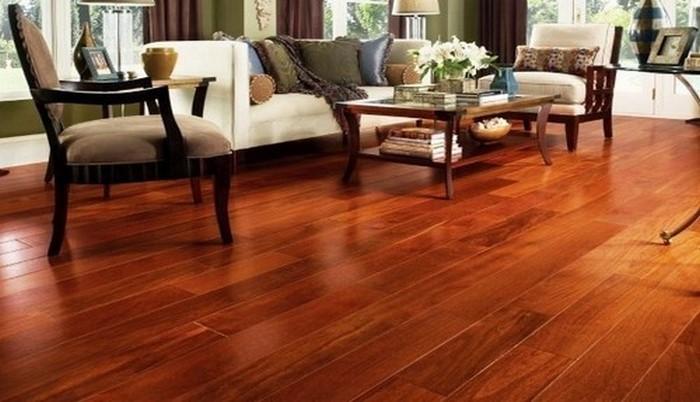 chọn sàn gỗ đẹp cho phòng khách,  có nên lát sàn gỗ cho phòng khách không, kinh nghiệm lát sàn gỗ công nghiệp,