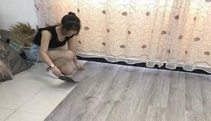 miếng lót sàn nhựa dán keo hà nội, sàn nhựa dán keo hà nội giá rẻ, báo giá sàn nhựa vân gỗ,