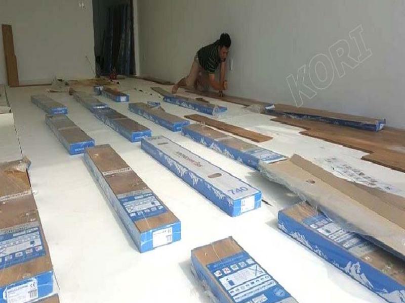 Thi công sàn gỗ malaysia tại Hà Nội đẹp
