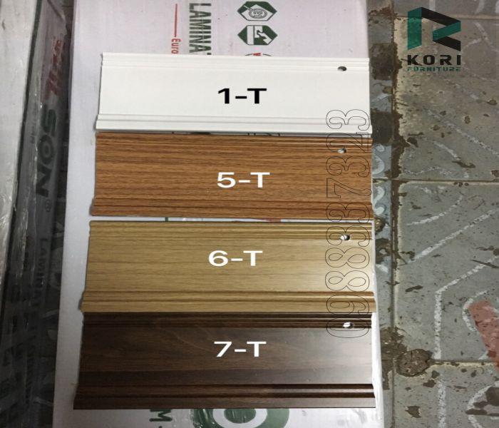 Phào nhựa chân tường cao 12cm