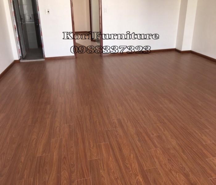 Sàn gỗ Asian 12mm
