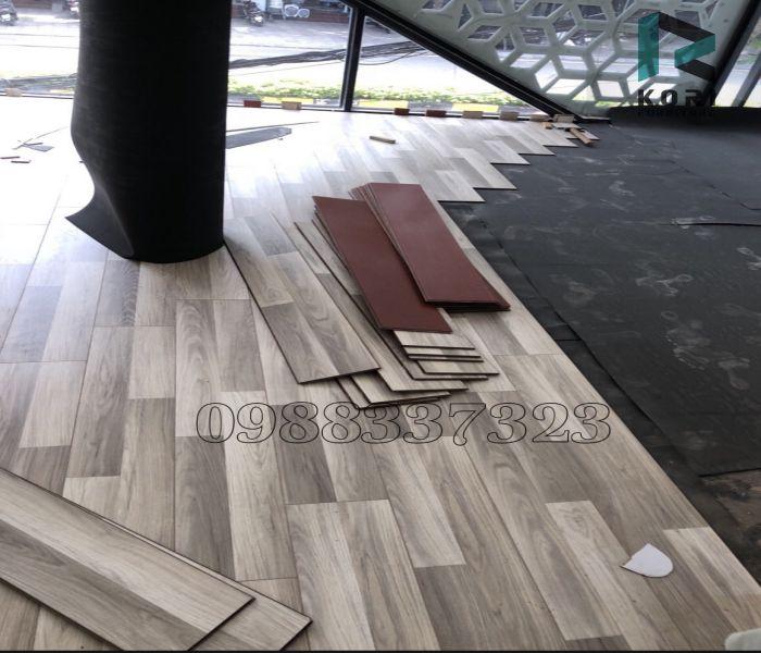 Sàn gỗ Asian giá rẻ