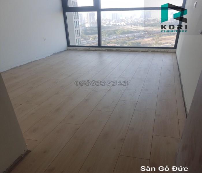 Sàn gỗ cao cấp cốt xanh chống ẩm
