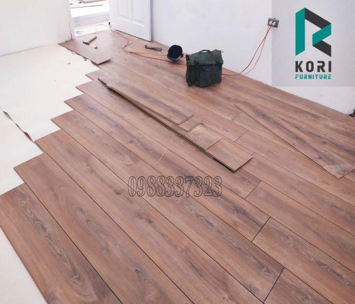 Sàn gỗ công nghiệp Đức 12mm