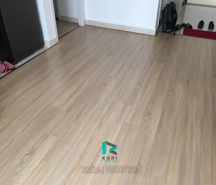 Sàn gỗ Việt Nam dày 12mm