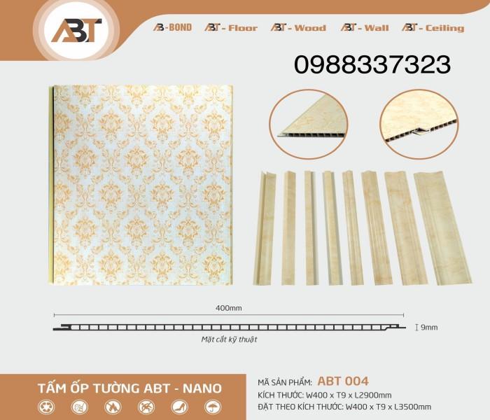 Tấm nhựa ốp tường ABT 004