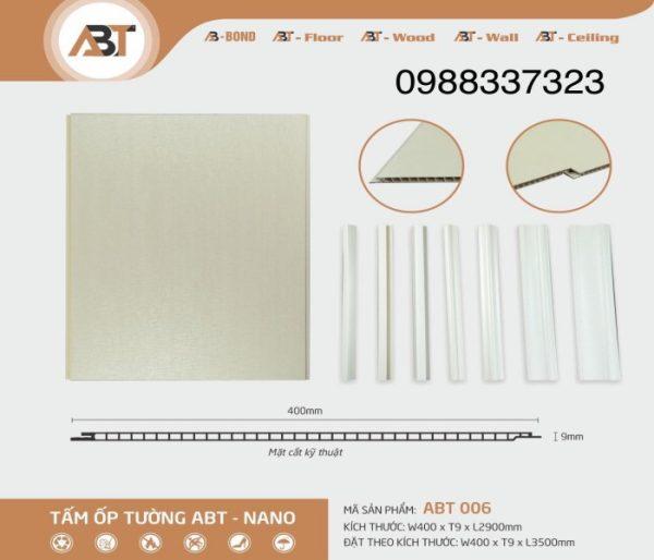 Tấm nhựa ốp tường ABT 006